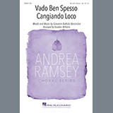 Download Giovanni Battista Bononcini 'Vado Ben Spesso Cangiando Loco (arr. Brandon Williams)' printable sheet music notes, Concert chords, tabs PDF and learn this TB Choir song in minutes