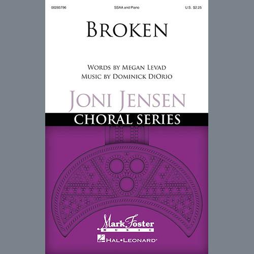 Megan Levad & Dominick DiOrio, Broken, SSA Choir