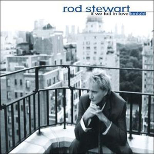Rod Stewart, Broken Arrow, Piano, Vocal & Guitar (Right-Hand Melody)
