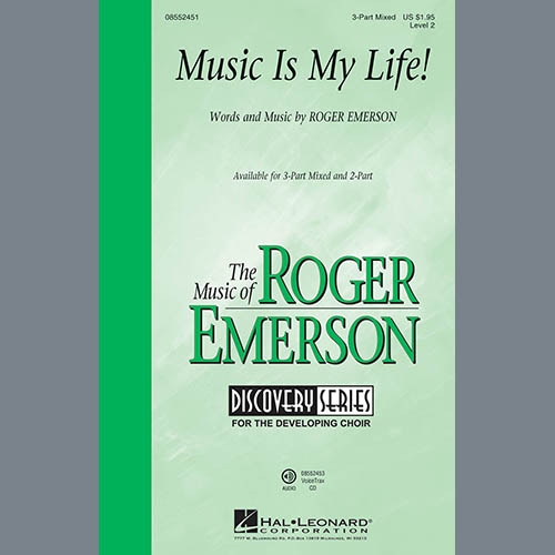 Roger Emerson, Music Is My Life!, 2-Part Choir