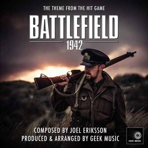 Joel Eriksson, Battlefield 1942 Theme, Easy Piano