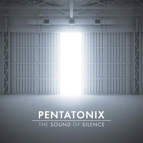 Pentatonix, The Sound Of Silence, Piano, Vocal & Guitar (Right-Hand Melody)