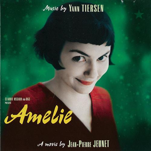Yann Tiersen, La Valse D'Amelie, Easy Piano