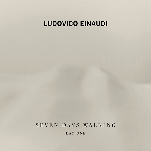 Ludovico Einaudi, Low Mist (from Seven Days Walking, Day 1), Piano Solo