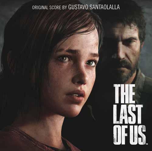 Gustavo Santaolalla, The Last Of Us, Easy Piano