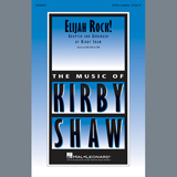 Download Kirby Shaw 'Elijah Rock!' printable sheet music notes, A Cappella chords, tabs PDF and learn this TTBB Choir song in minutes