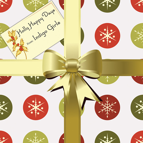 Indigo Girls, Your Holiday Song (arr. Roger Emerson) - Tambourine, Choir Instrumental Pak