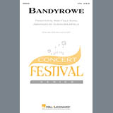 Download Traditional Irish Folksong 'Bandyrowe (arr. Susan Brumfield)' printable sheet music notes, Collection chords, tabs PDF and learn this 2-Part Choir song in minutes