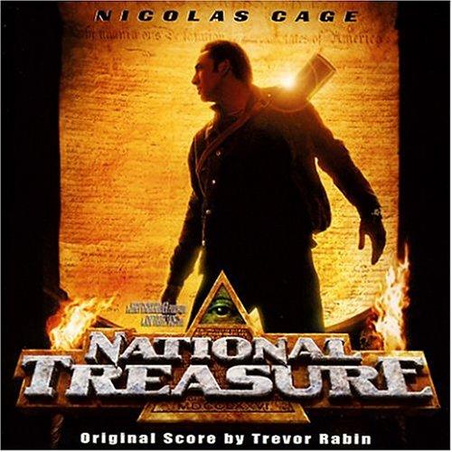 Trevor Rabin, National Treasure (National Treasure Suite/Ben/Treasure), Piano