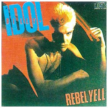 Billy Idol, Rebel Yell, Guitar Tab