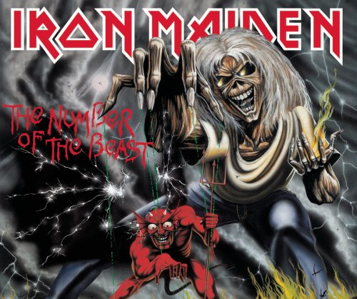 Iron Maiden, Run To The Hills, Guitar Tab