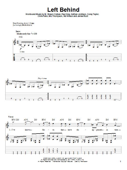 SLIPKNOT BASS PLAY-ALONG TAB SHEET MUSIC SONG BOOK W//CD