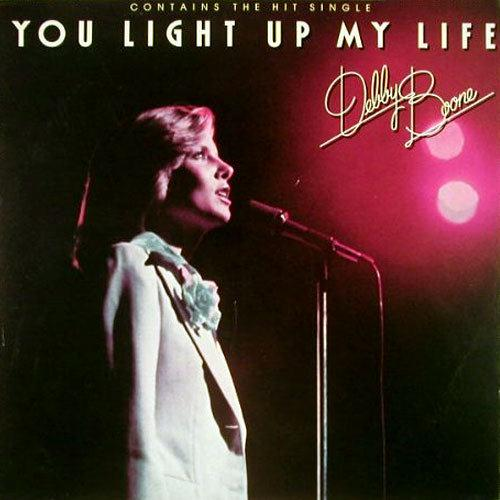 Debby Boone, You Light Up My Life, Piano