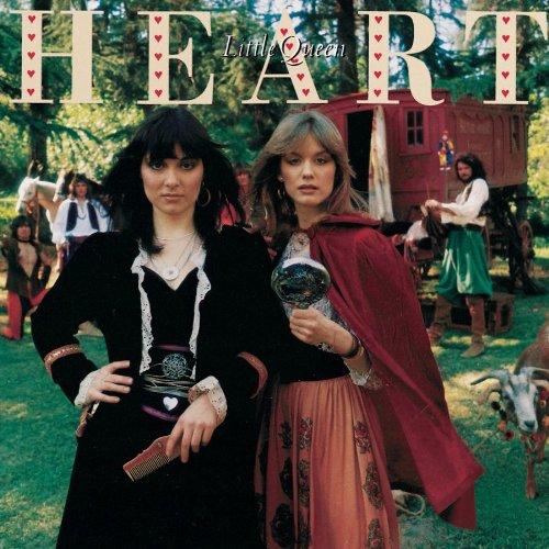 Heart, Barracuda, Guitar Tab