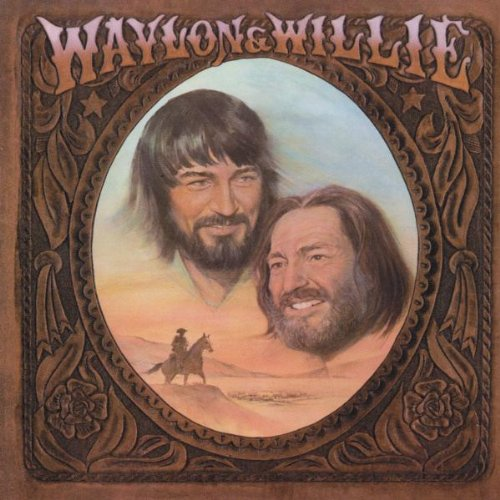 Waylon Jennings & Willie Nelson, Mammas Don't Let Your Babies Grow Up To Be Cowboys, Very Easy Piano