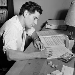Download Leonard Bernstein 'Promenade From The Dance At The Gym' printable sheet music notes, Unclassified chords, tabs PDF and learn this Piano song in minutes