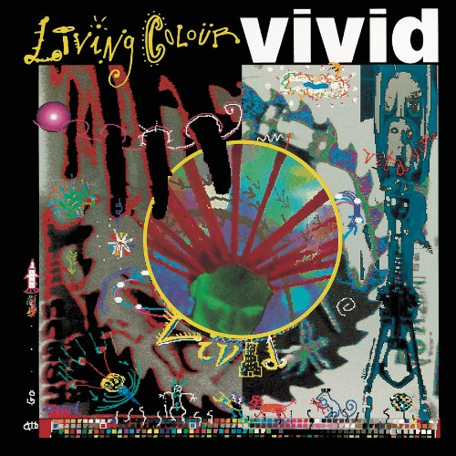 Living Colour, Cult Of Personality, Guitar Tab