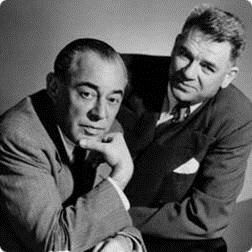 Download Rodgers & Hammerstein 'The Surrey With The Fringe On Top' printable sheet music notes, Broadway chords, tabs PDF and learn this Piano song in minutes