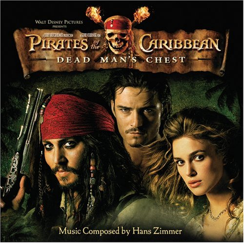 Hans Zimmer, Jack Sparrow, Piano