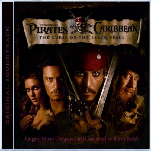 Klaus Badelt, He's A Pirate (from Pirates Of The Caribbean: The Curse Of The Black Pearl), Piano