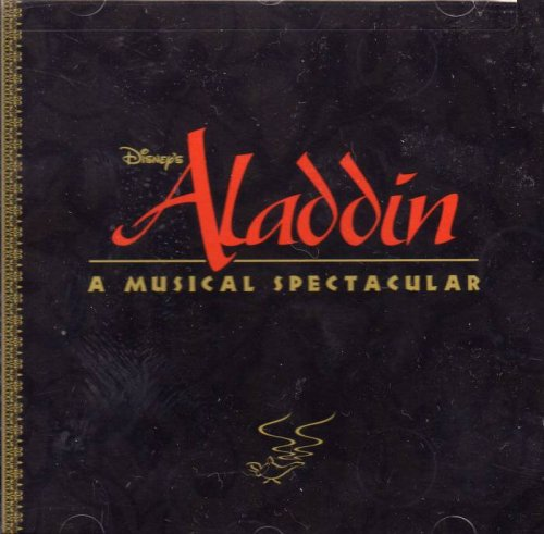 Alan Menken, A Whole New World (from Aladdin), Piano