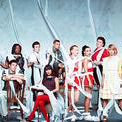 Download Glee Cast 'Uptown Girl' printable sheet music notes, Rock chords, tabs PDF and learn this Piano song in minutes