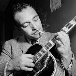 Download Django Reinhardt 'Minor Swing' printable sheet music notes, Jazz chords, tabs PDF and learn this Piano song in minutes