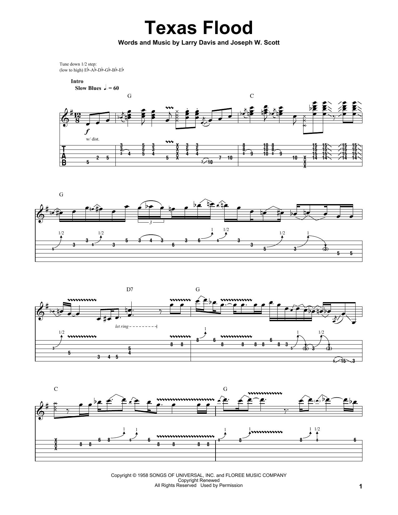 STEVIE RAY VAUGHAN DRUM PLAY-ALONG SHEET MUSIC SONG BOOK