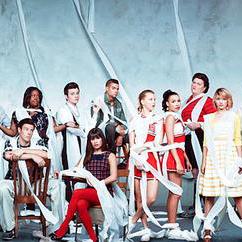Glee Cast, Poker Face, Piano