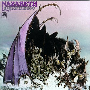 Nazareth, Hair Of The Dog, Guitar Tab