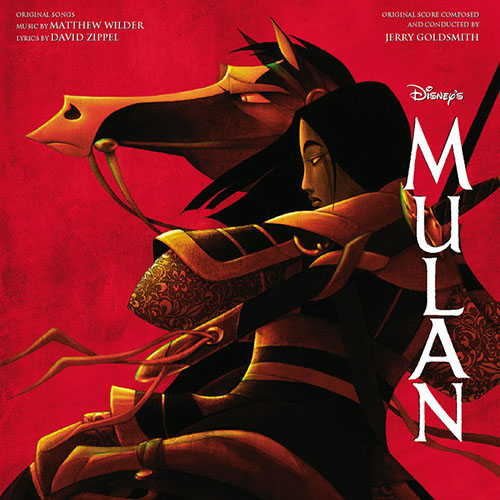 True To Your Heart (from Mulan) sheet music