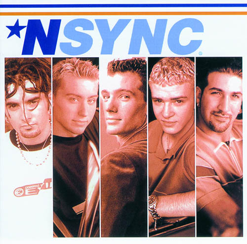 'N Sync, I Want You Back, Piano, Vocal & Guitar (Right-Hand Melody)