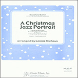 Download Lennie Niehaus 'A Christmas Jazz Portrait - Full Score' printable sheet music notes, Christmas chords, tabs PDF and learn this Brass Ensemble song in minutes