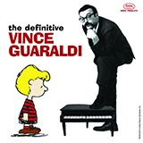 Download Vince Guaraldi 'A Flower Is A Lovesome Thing' printable sheet music notes, Jazz chords, tabs PDF and learn this Piano Transcription song in minutes
