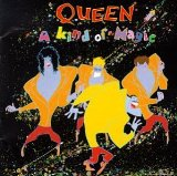 Download Queen 'A Kind Of Magic' printable sheet music notes, Rock chords, tabs PDF and learn this Drums Transcription song in minutes