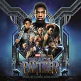 Download Ludwig Göransson A New Day (from Black Panther) sheet music and printable PDF music notes