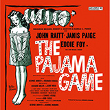 Download Richard Adler 'A New Town Is A Blue Town (from The Pajama Game)' printable sheet music notes, Broadway chords, tabs PDF and learn this Piano & Vocal song in minutes