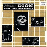 Download Dion & The Belmonts A Teenager In Love sheet music and printable PDF music notes