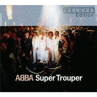ABBA, Super Trouper, Piano, Vocal & Guitar