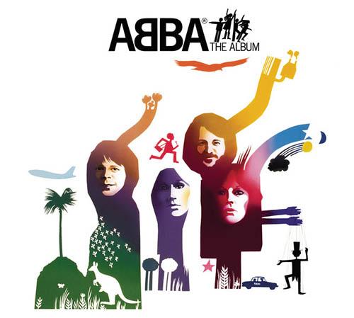 ABBA, Take A Chance On Me, 5-Finger Piano
