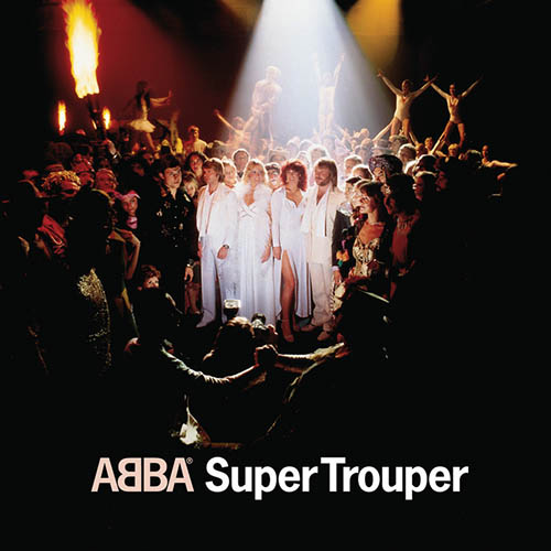 ABBA, The Winner Takes It All, Easy Piano