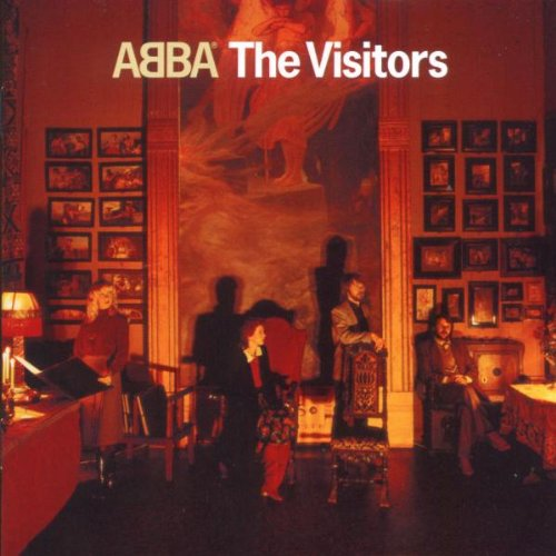 ABBA, Under Attack, Piano, Vocal & Guitar (Right-Hand Melody)