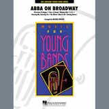 Download ABBA ABBA on Broadway (arr. Michael Brown) - Baritone B.C. sheet music and printable PDF music notes