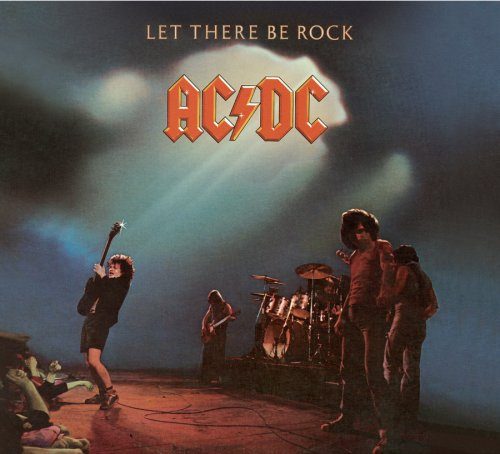 AC/DC, Let There Be Rock, Bass Guitar Tab