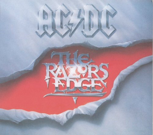 AC/DC, The Razor's Edge, Guitar Tab