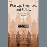 Download African American Spiritual Rise Up, Shepherd, And Follow (arr. Emily Crocker) sheet music and printable PDF music notes