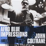Download John Coltrane 'Afro Blue' printable sheet music notes, Jazz chords, tabs PDF and learn this Piano Solo song in minutes