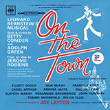 Download Leonard Bernstein Ain't Got No Tears Left (from On the Town) sheet music and printable PDF music notes