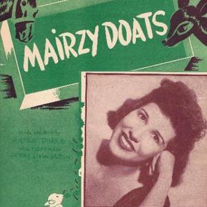 Al Hoffman, Mairzy Doats, Piano