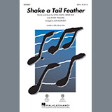 Download Alan Billingsley Shake a Tail Feather - Baritone Sax sheet music and printable PDF music notes